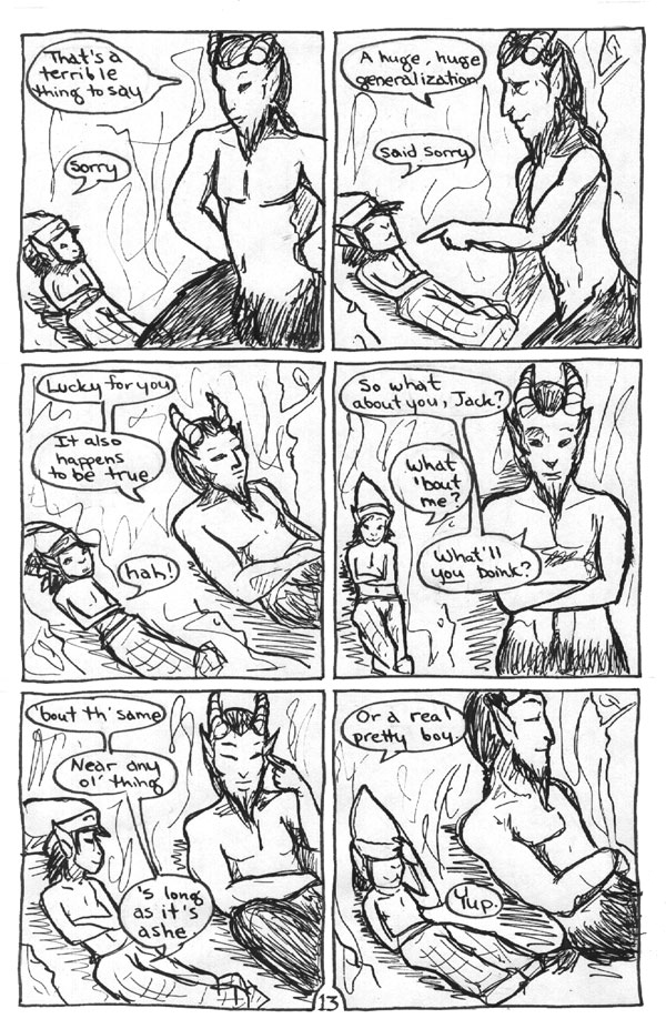 Faerie or Bust, Page 13