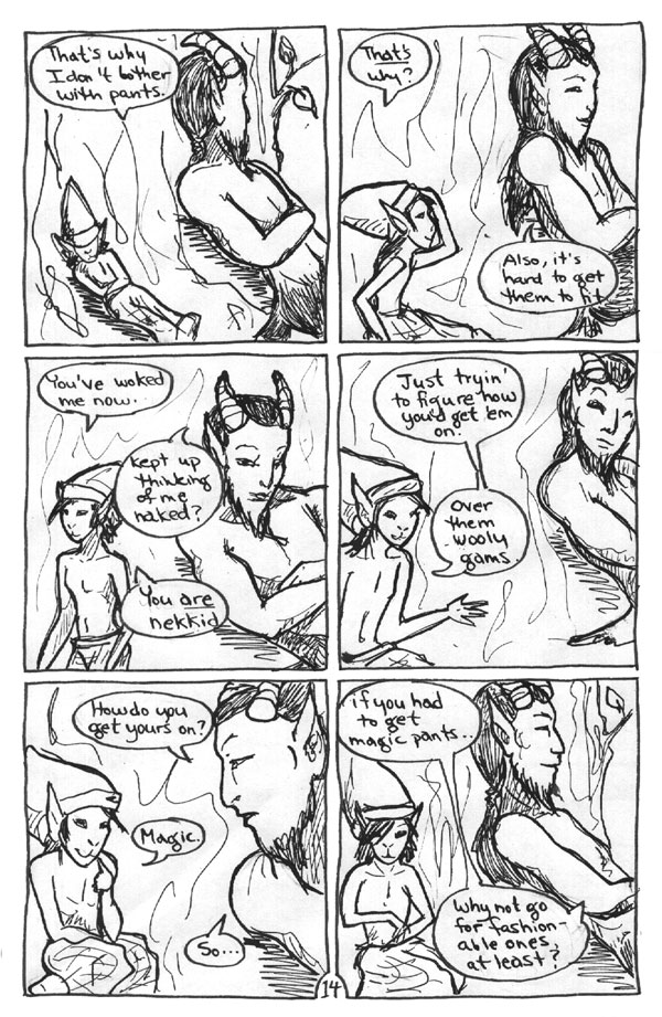 Faerie, Page 14