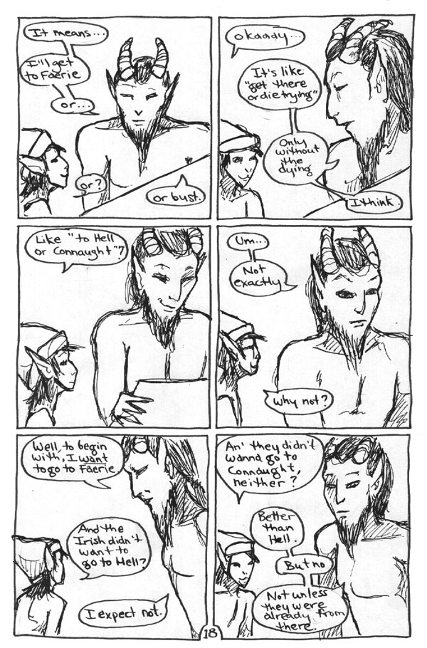 Faerie Page 18